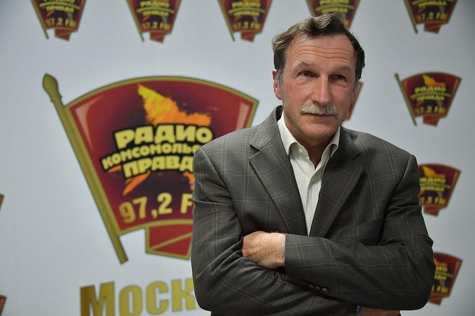 Георгий Бовт Фото: Виктор ГУСЕЙНОВ