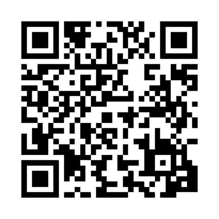 QR-код флешмоба от «КП»: Котопес в изоляции, не считая хозяина.