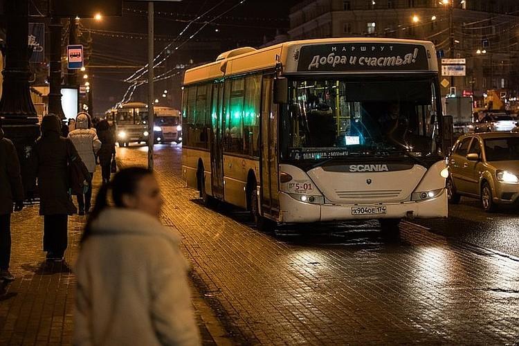 Общественный транспорт Челябинска изменит расписание из-за коронавируса.