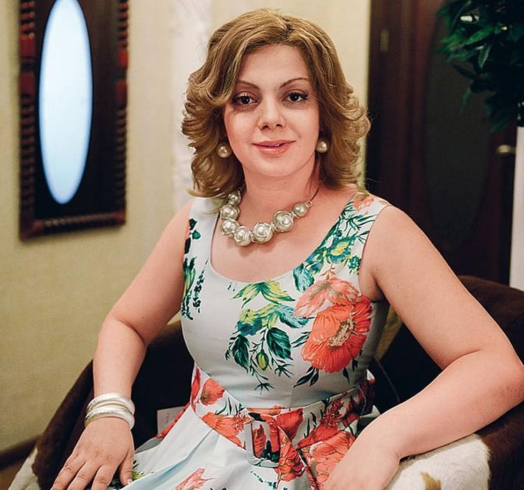 Психолог Анетта Орлова.