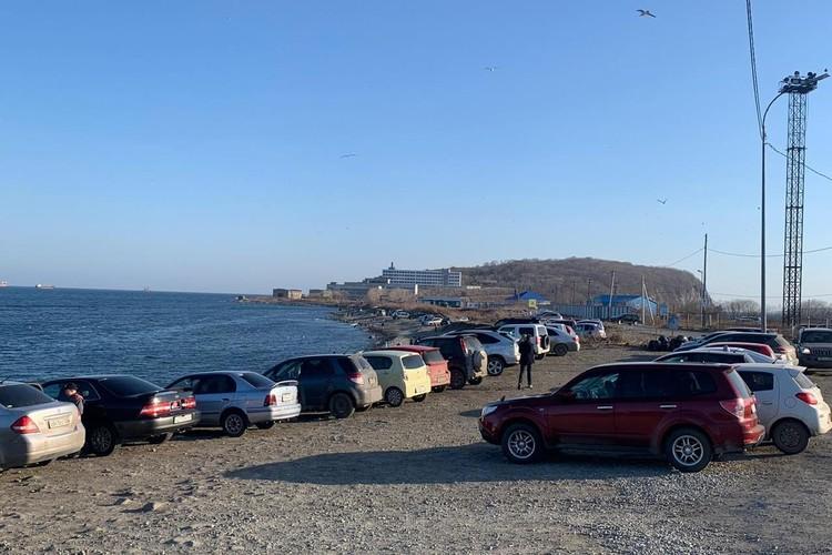 Бухта Соболь, полуостров Басаргина. Фото: Юлиана Виноградова