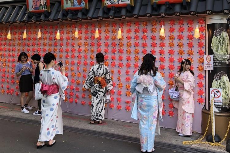Японцам трудно покидать многие страны из-за коронавируса. Фото: Анна Стрельникова