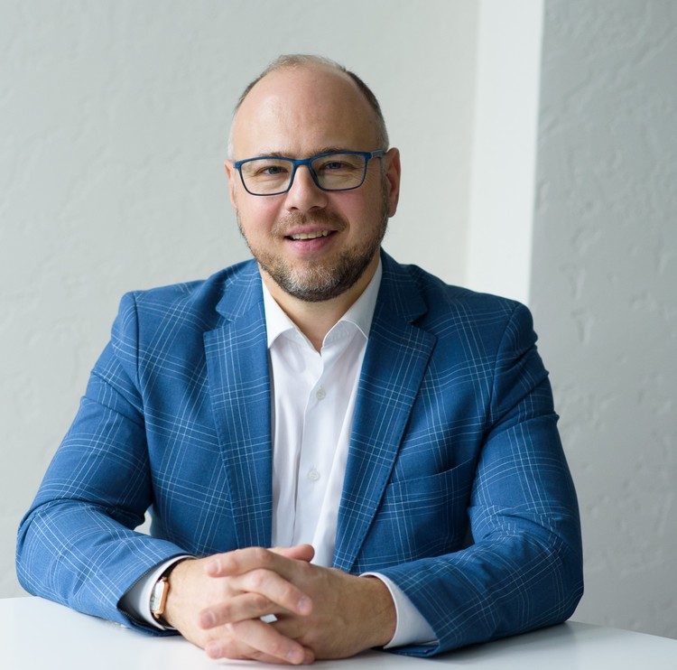 Психолог Андрей Зберовский.