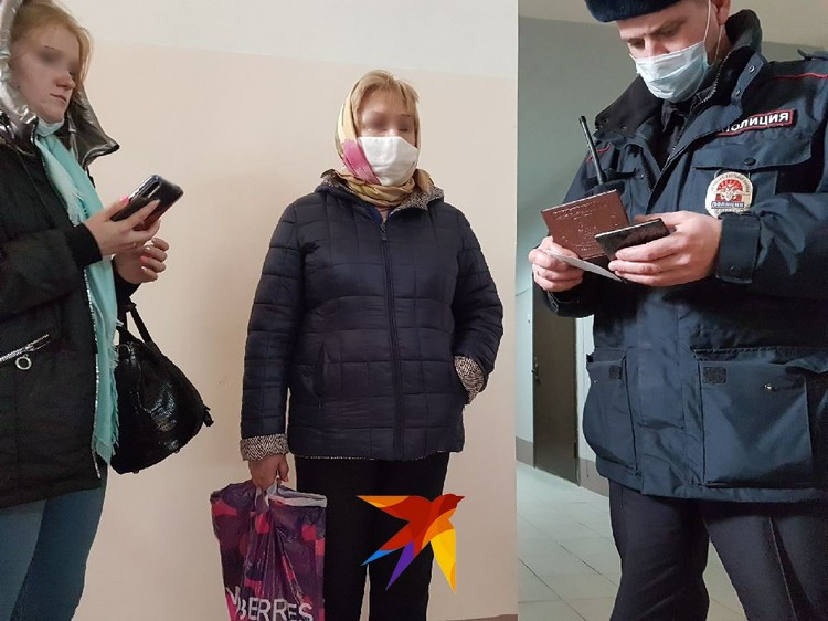 На место трагедии из Пронска приехали мать и сестра Антона.