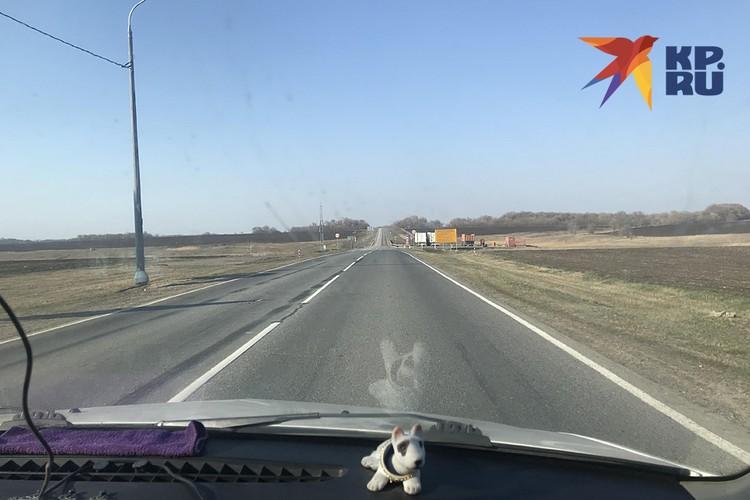 Обозреватель «Комсомолки» отправился из Саратовской глубинки в Тверь на такси