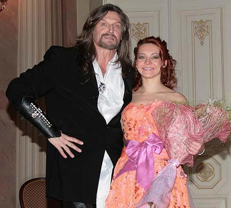 Никита Джигурда и Марина Анисина.