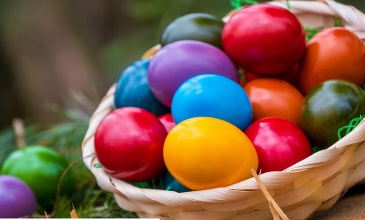 К концу недели православные верующие начнут красить яйца
