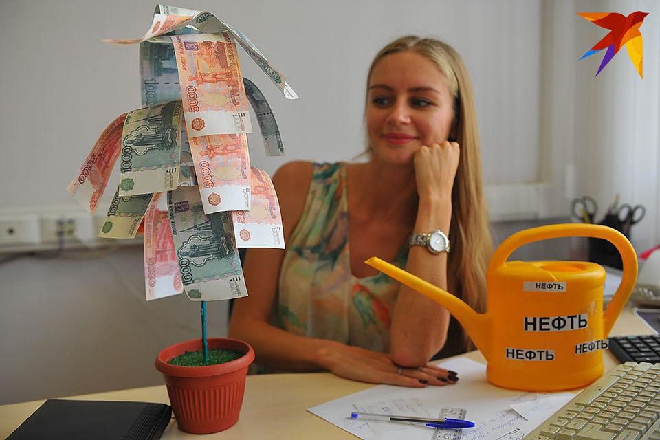 Пора открыть кубышку госрезерва, чтобы поднять экономику. Фото: Евгения ГУСЕВА