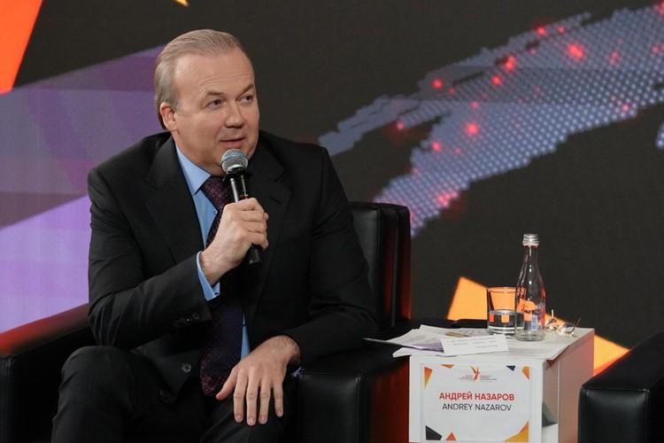 Андрей Назаров, первый заместитель премьер-министра Республики Башкортостан