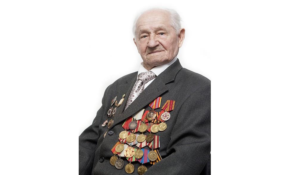 Николай Григорьевич Лоншаков