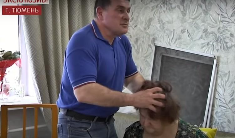 Любовь Михайловна призвала на помощь профессора Аутлева. Скриншот видео