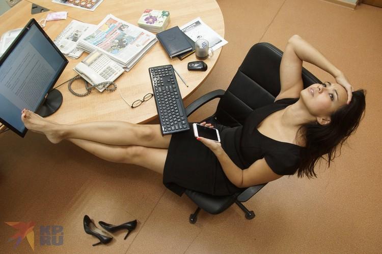 Руководители, похоже, не особо скучают по своим офисам.