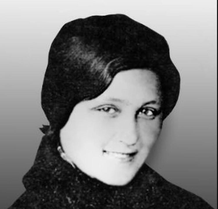 Разведчица Алиме Абденанова