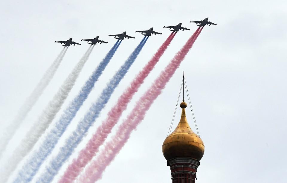 Высота пролета авиационной техники - от 150 до 400 метров. Фото: GLOBAL LOOK PRESS
