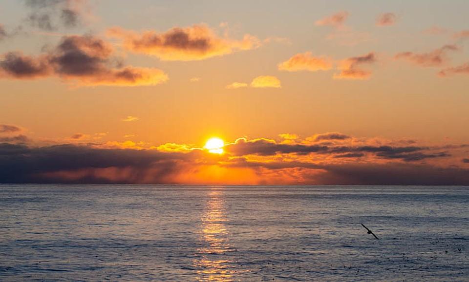 Закат. Фото: Ксения ТРЕТЕЛЬНИЦКАЯ