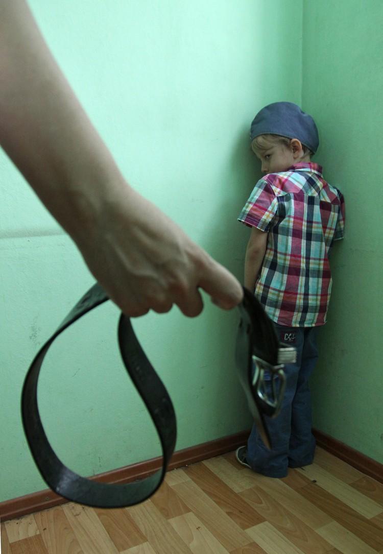 Жестокость по отношению к детям - очень показательна