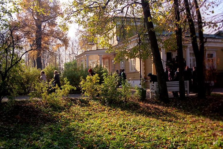 Сейчас в селе Большое Болдино открыт музей Пушкина