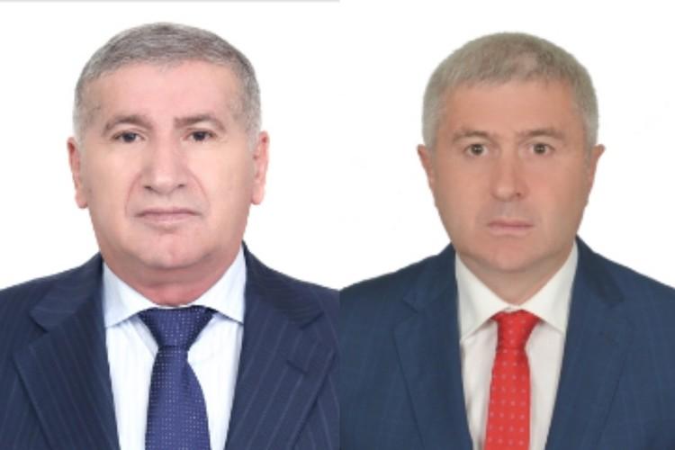 Абрегов Адиб и Аслан Алтуев. Фото: Парламент республики