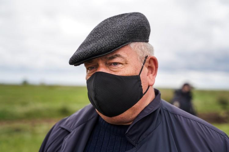 Руководитель департамента по вопросам общественной безопасности Самарской области Юрий Иванов отвечает за палаточный лагерь и его жителей.