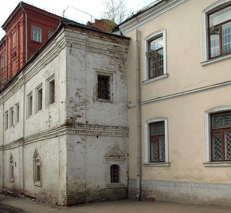 Палаты Мазепы.