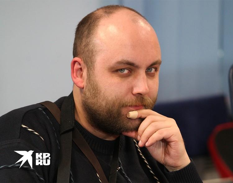 Автоэксперт Петр Шкуматов.