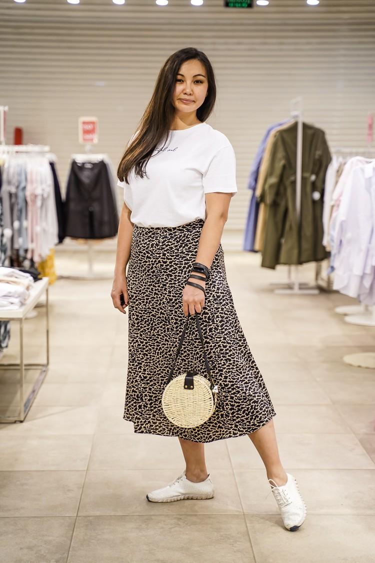 Дамам плюс-сайз важно выбирать юбки правильной длины