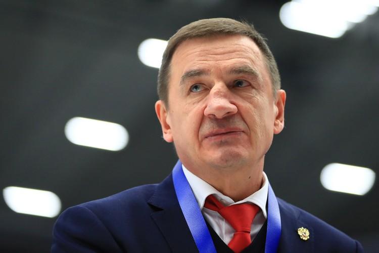 Валерий Брагин – культовый тренер молодежного хоккея в России. Фото: Петр Ковалев/ТАСС