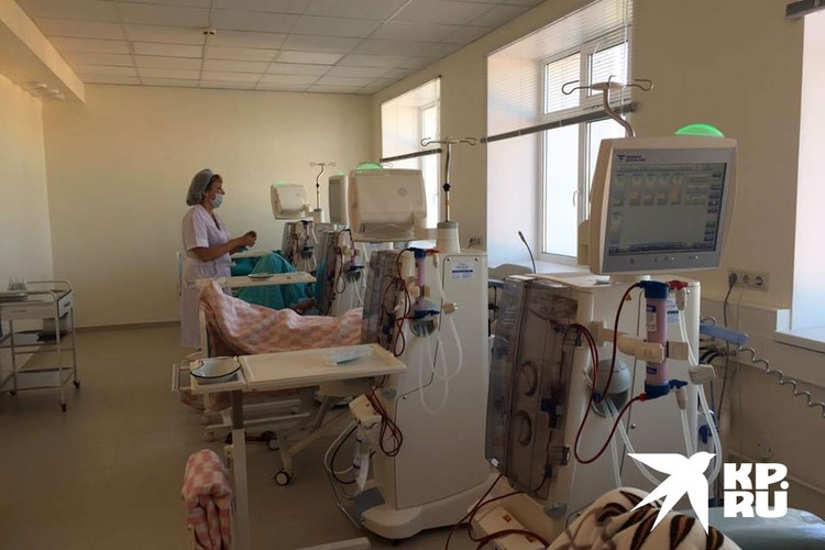 И вот уже два года центры гемодиализа успешно работают и в Медногорске, и в Бугуруслане...
