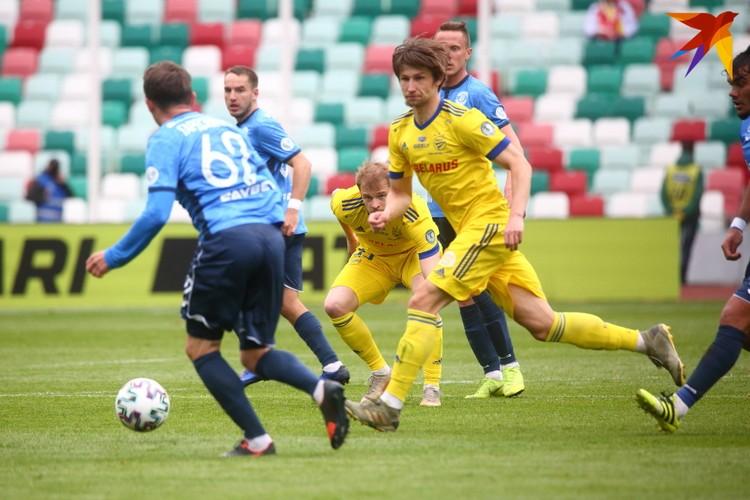 Дмитрий Бага.