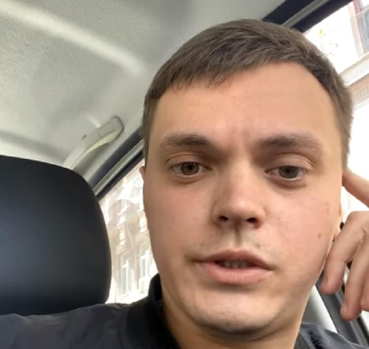 Полицейский Боровков успел записать видео перед задержанием