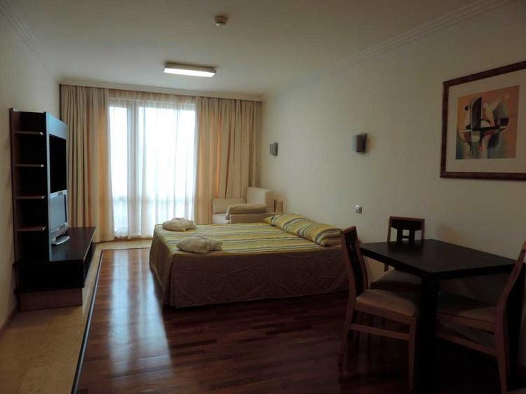 Стандартные апартаменты в «Эмеральде».