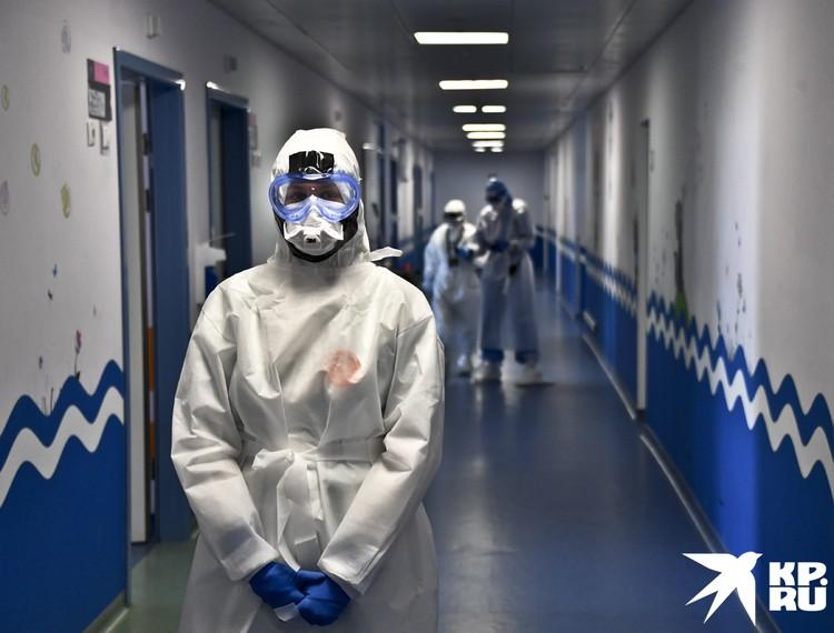 Врач-ординатор Анастасия Шевэ - французская подданная, спасает российских граждан и мечтает работать в НМИЦ эндокринологии