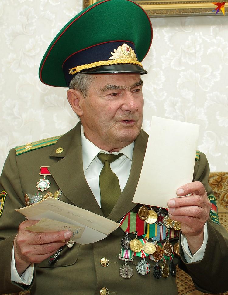 Анатолий Муриенко отдал границе полжизни. Фото: Иван ШИПОШИН