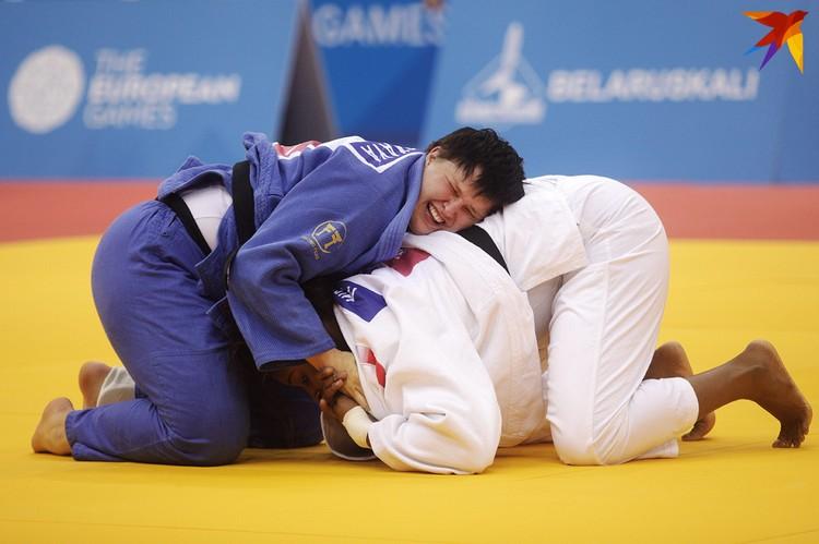 В 2019 году на II Европейских играх Марина Слуцкая стала победительницей.