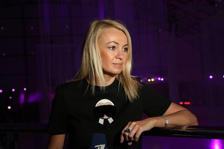 Яна Рудковская попросила о выплате дважды
