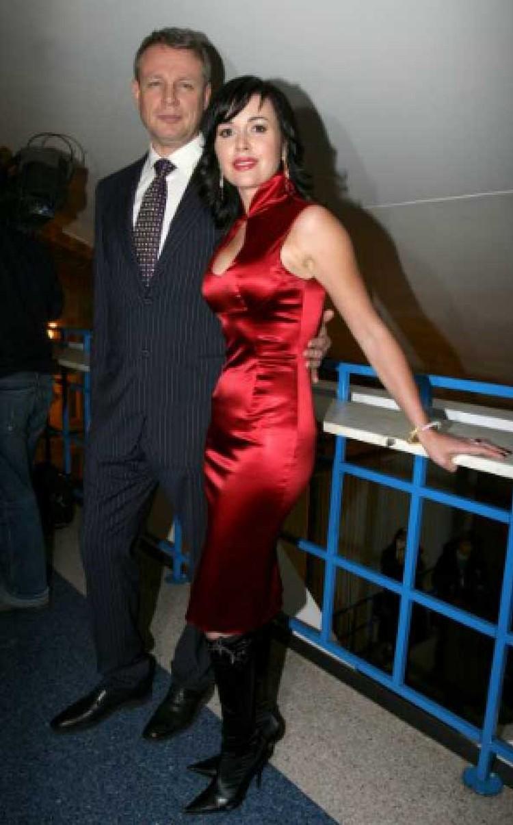Сергей Жигунов и Анастасия Заворотнюк были красивой парой. Многие отмечают, что Виктория - копия Насти.