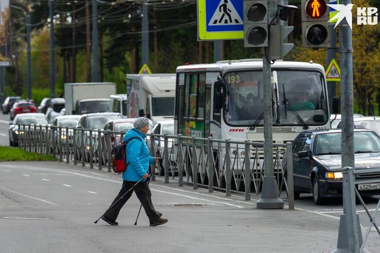 Транспортную реформу перенесли в Петербурге из-за коронавируса.