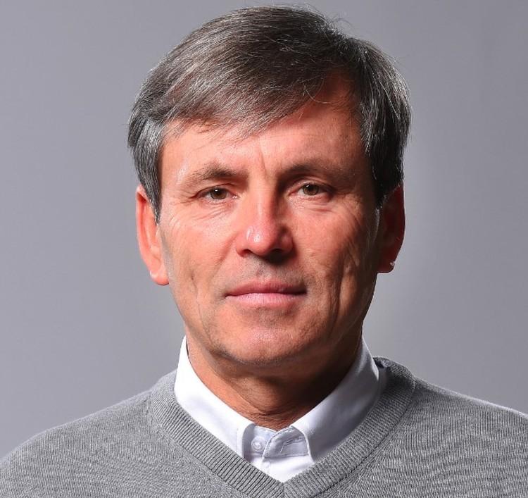 Врач сборной России по велоспорту Александр Яблуновский.