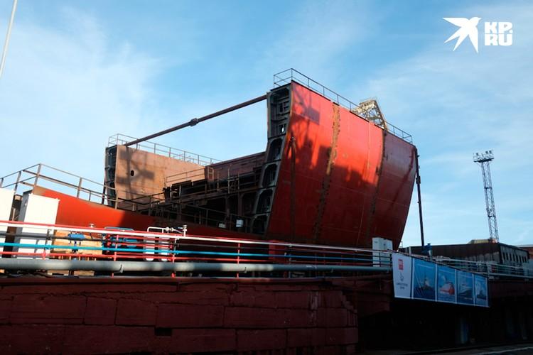 В августе 2019-го Атомфлот заказал Балтийскому заводу еще два.
