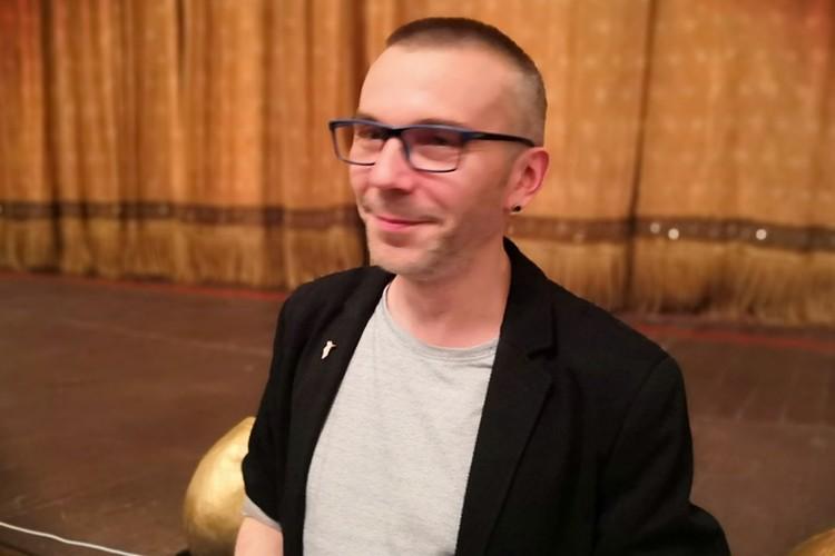 Режиссер Василий Маслий в очередной раз удивил зрителя.