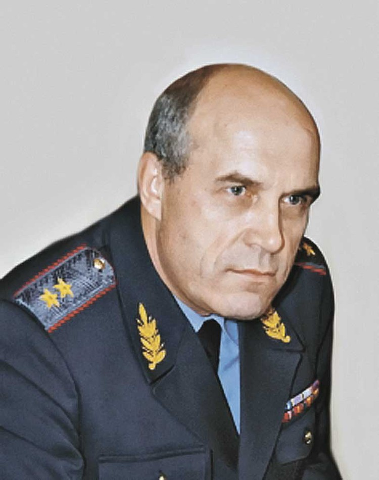 Генерала Петрунина называли крестным отцом Толи Быка. Фото: 24.мвд.рф