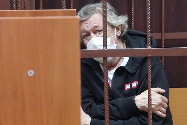 9 июня суд решил поместить актера под домашний арест на 2 месяца. Фото пресс-службы Таганскогосуда