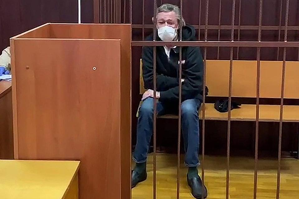 Десятки адвокатов отказались защищать актера Михаила Ефремова