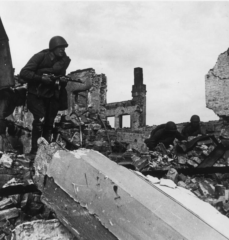 Экономический ущерб СССР во время войны составил 485 млрд долларов