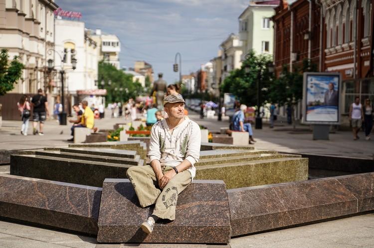 Алексей Елхимов, актёр театра СамАрт