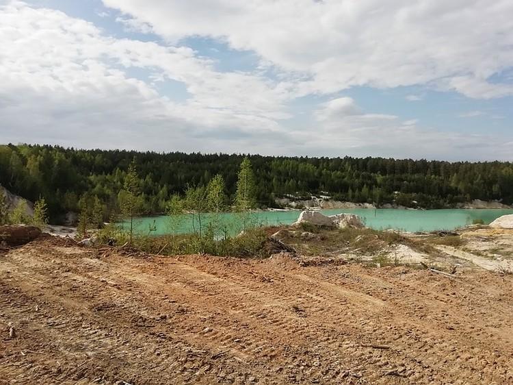 «Уральское Бали» - промышленный объект