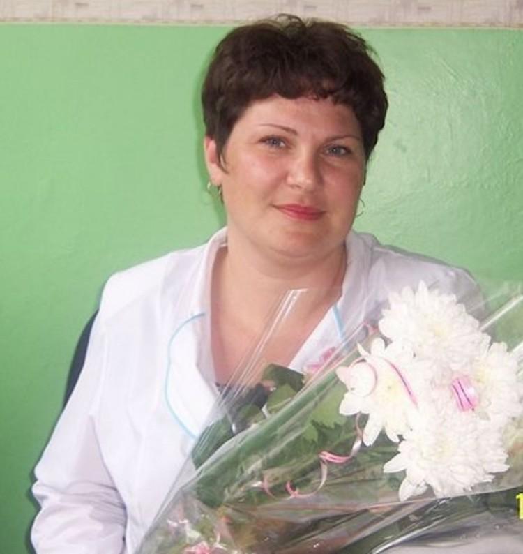 Леся Саваланова.