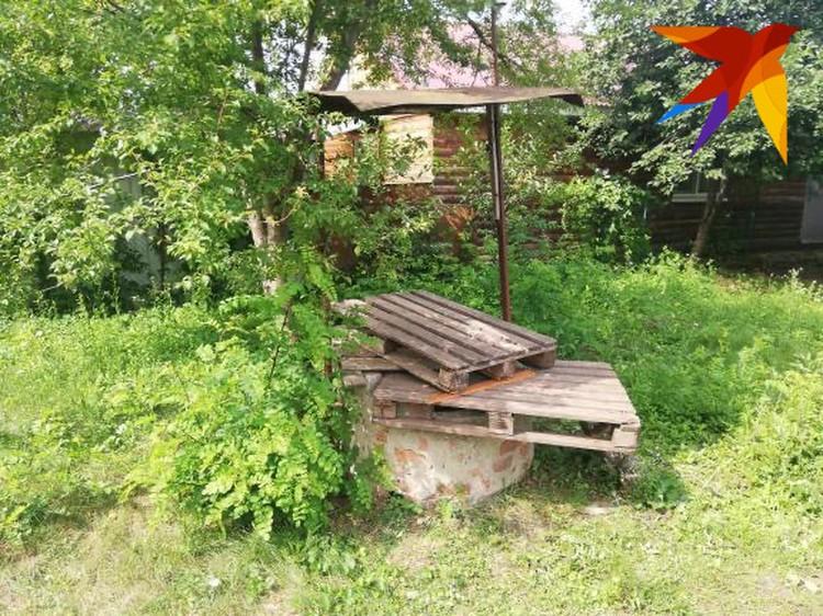 Заброшенный колодец. Фото: Елена Казьмина