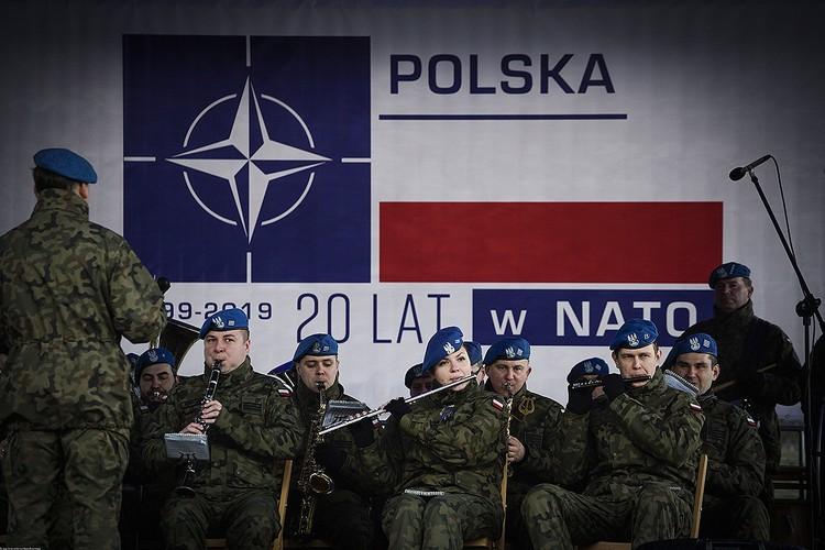 В прошлом году Польша отметила 20-летие присоединения к Североатлантическому альянсу.