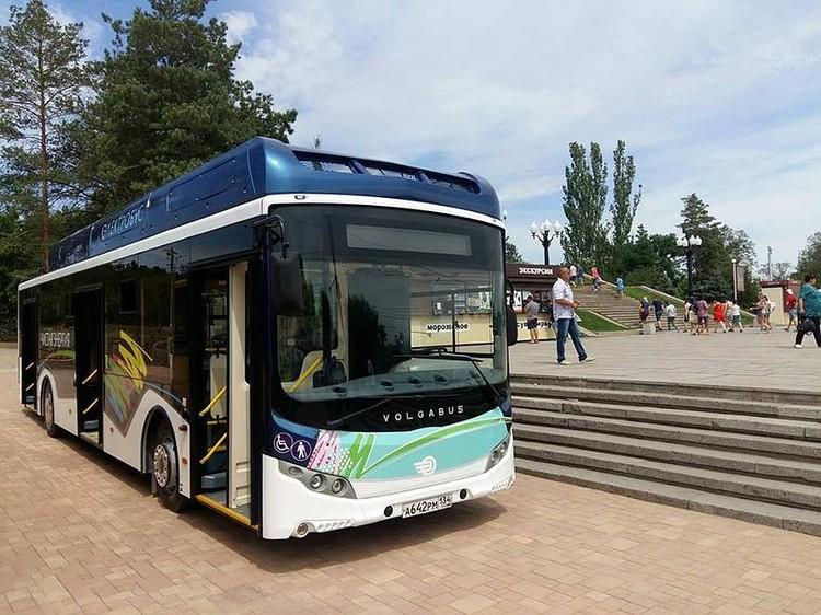 А от идеи покупки электробусов чиновники отказались.
